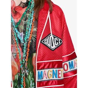 GUCCI   Authentic SS18 Magnetismo Jacket